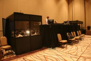 translation booths
