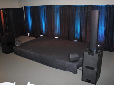 LVCIC Expo Stage