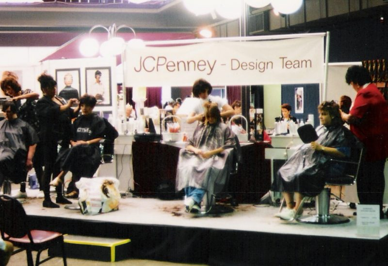 JC Penney Stage