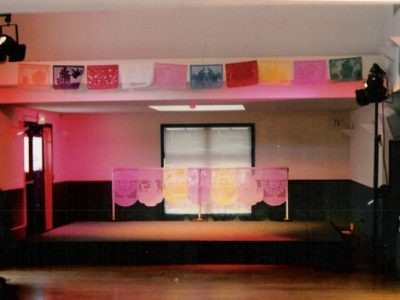 Quinceanera Stage