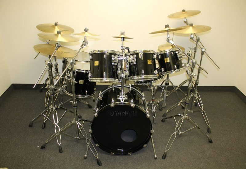 Yamaha Maple Custom drum set