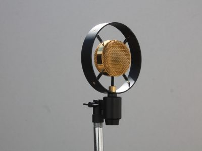Spring reproduction with Black Ring and Gold mic